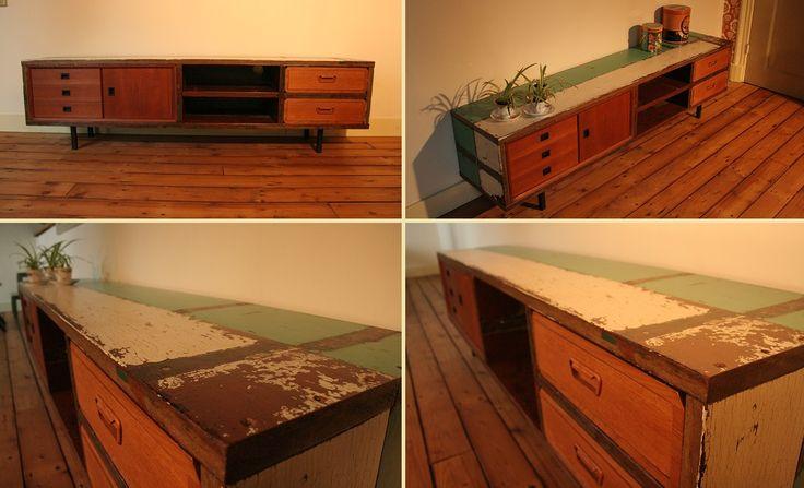 tv meubel retro - Google zoeken