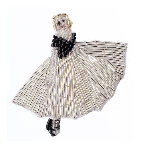 """「グレース・ケリー展」東京・銀座で - 日本初公開のウェディング・ドレスや""""ケリー""""バッグも 写真18"""