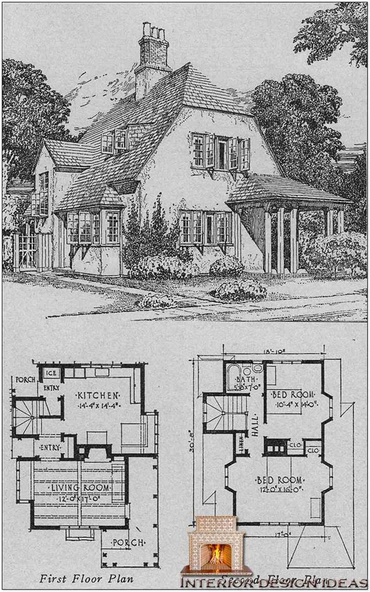 English Cottage House Plans 353 best house images on pinterest