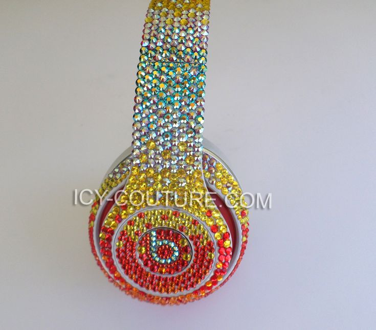 HAPPY DAYS - Custom Beats with Swarovski Crystals! Select Your Beats.