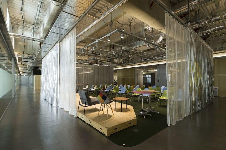 Kashiwa-no-ha Open Innovation Lab / Naruse Inokuma Architects