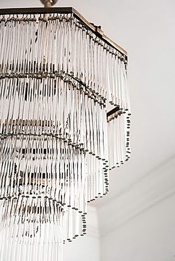 Antique French Crystal Chandelier   Glamorous And Stylish.