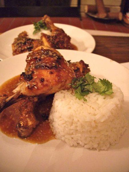 ΑθηνόραμαUmami.gr :Κοτόπουλο με μέλι, σουσάμι και μείγμα μπαχαρικών