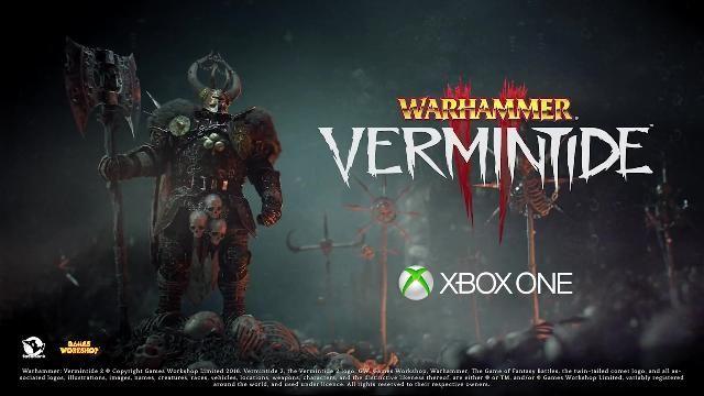 #XBOX Warhammer Vermintide 2 - Xbox One Reveal Trailer