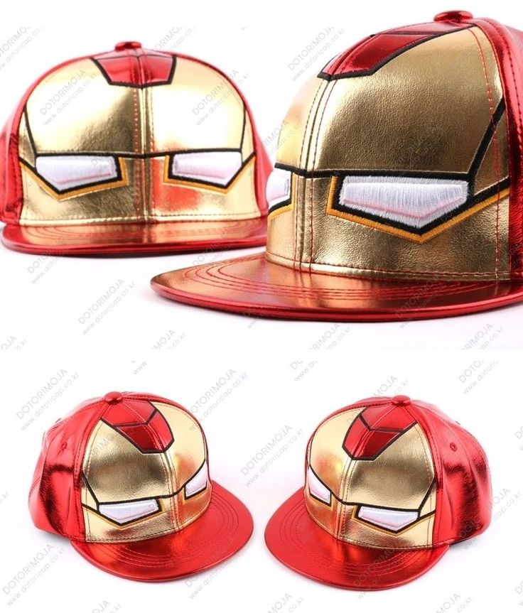 superhero avengers kids baseball cap adjustable gift hat skyrim mod