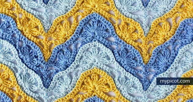 This is beautiful! Free pattern and photo tutorial