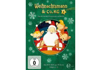 001 - Weihnachtsmann & Co.KG Box - (DVD)