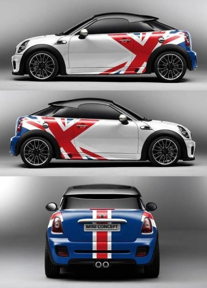 Mini, coupe, mini cooper, cooper, UK | carwrap car wrap vehicle cover