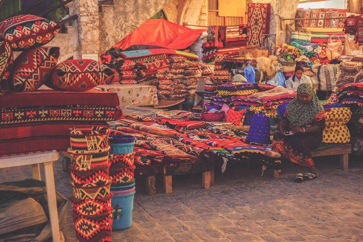 Doha Qatar travel  people