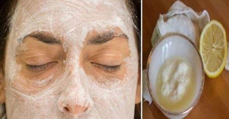 Ak si túto pleťovú masku z jedlej sódy a citrónu dáte na tvár, bude sa diať niečo úžasné