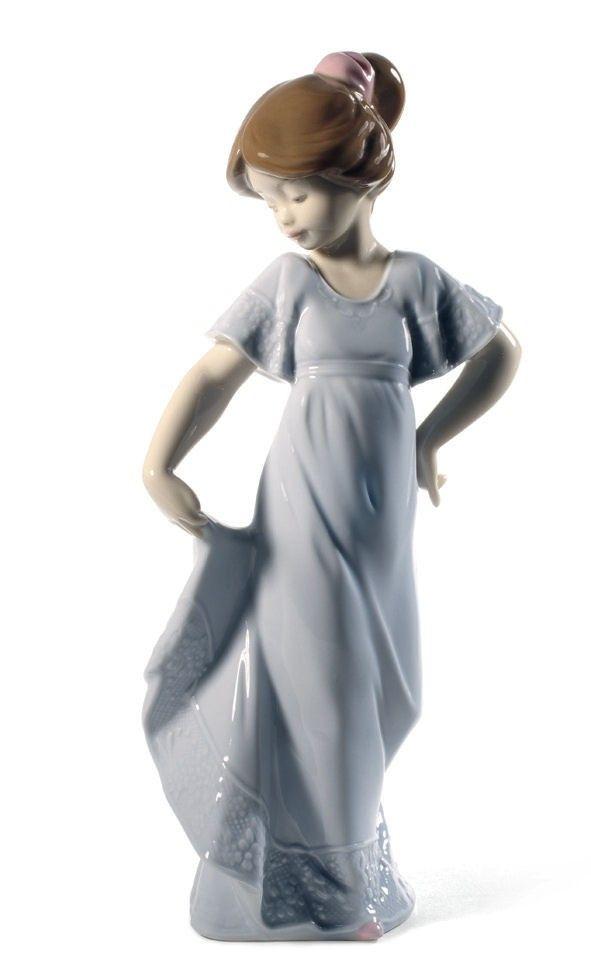 Nao Porcelain How pretty! Figurine (Special Edition)
