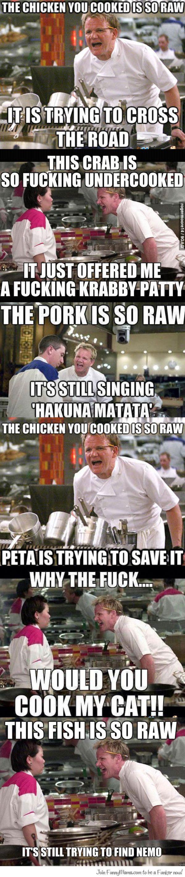Hells Kitchen Memes