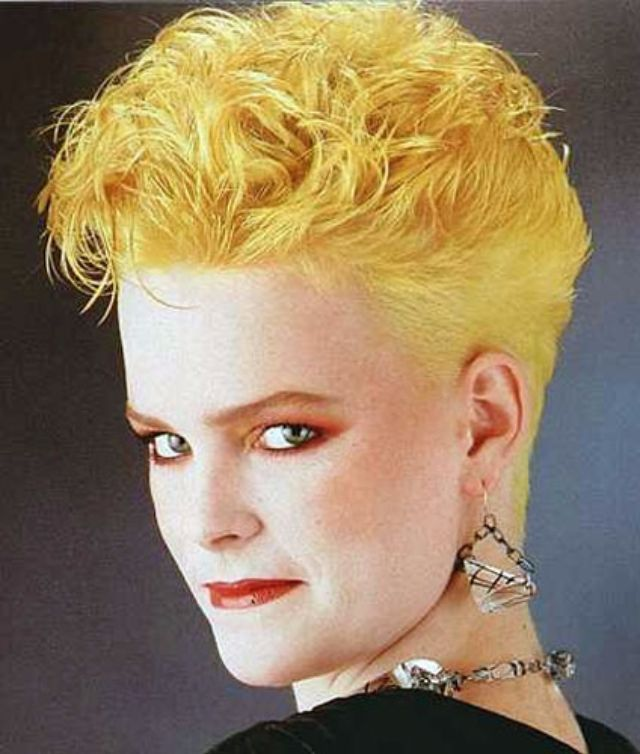 vintage everyday: 1980s: The Period of Women Rock ...