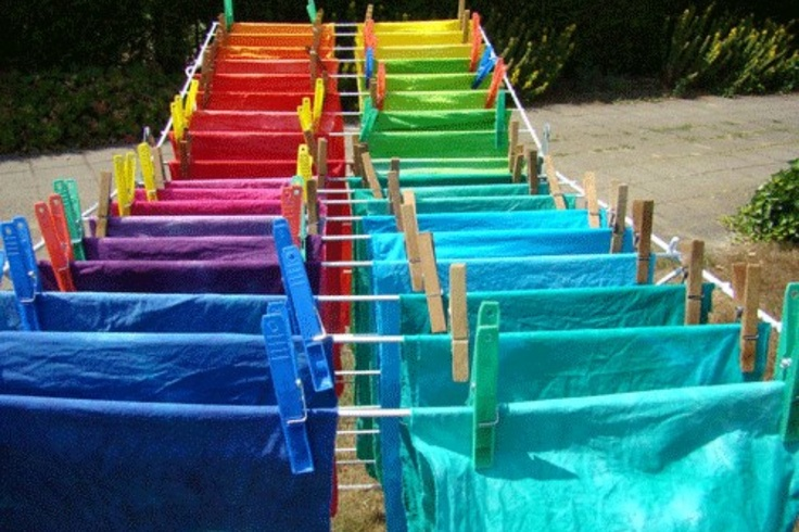 Colorfull laundry :)