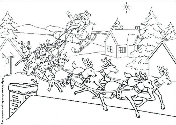 Online Christmas Coloring Book Printables Printable Christmas