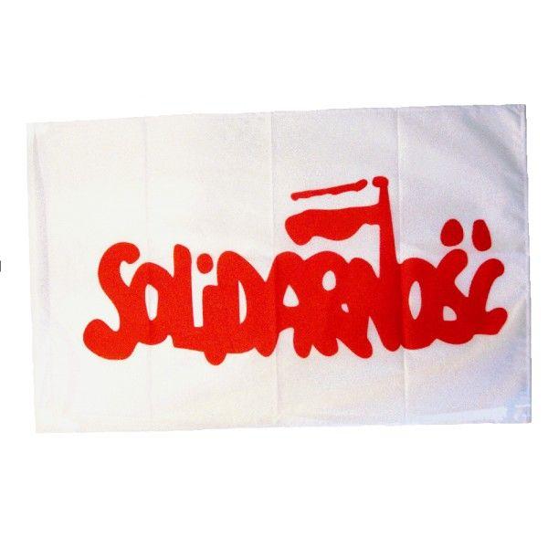 flaga solidarność