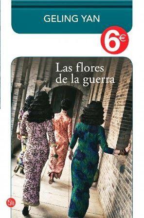 Devoradora de libros: Las flores de la guerra - Geling Yan