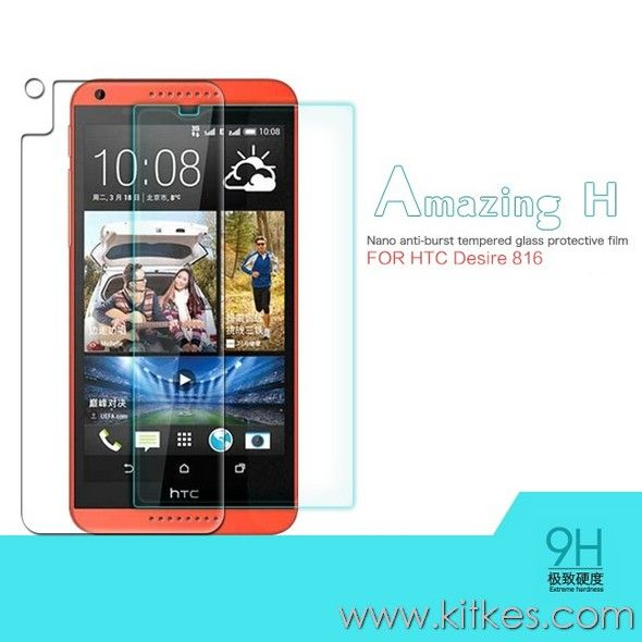 Nillkin Amazing H Screen Glass HTC Desire 816 - Rp 150.000 - kitkes.com
