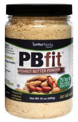 33 Uses for PB Fit Peanut Butter Powder | Get Fit. Go Figure!
