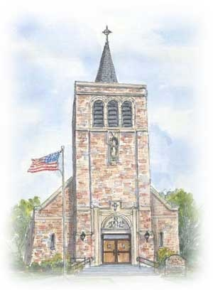 Christ the King (formerly, St. Colman's). Brockton MA (served as Eucharistic Minister, and worked with the Young Adult Group)Young Adult