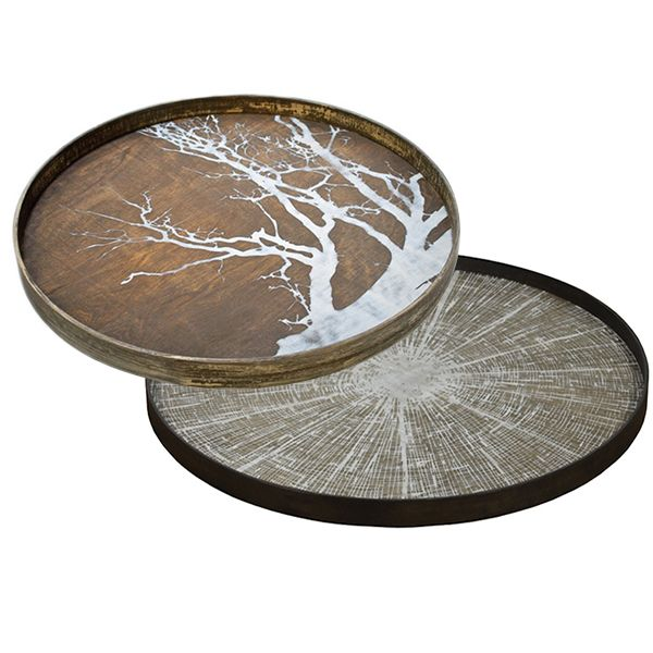 Image result for drift wood tree round tray