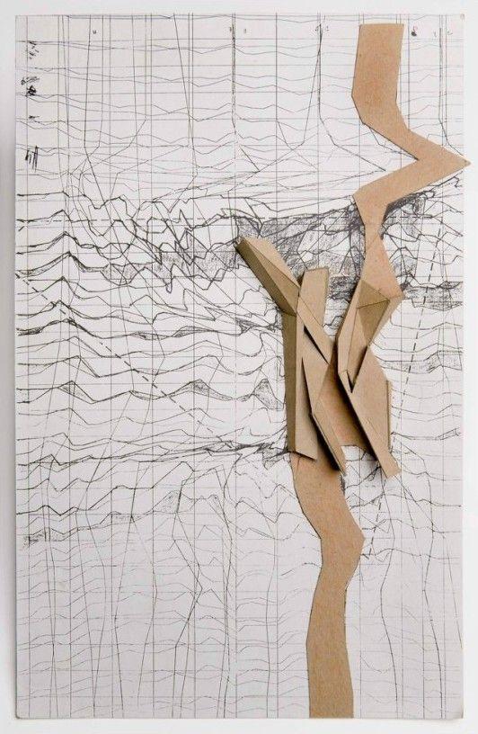Peter Eisenmann | Biblioteca L'HUEI | Ginebra, Suiza | 1997