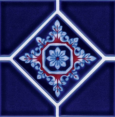cobalt blue national pool tile group