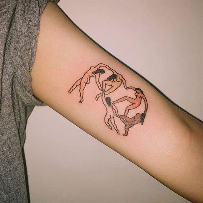 tatuagens feministas