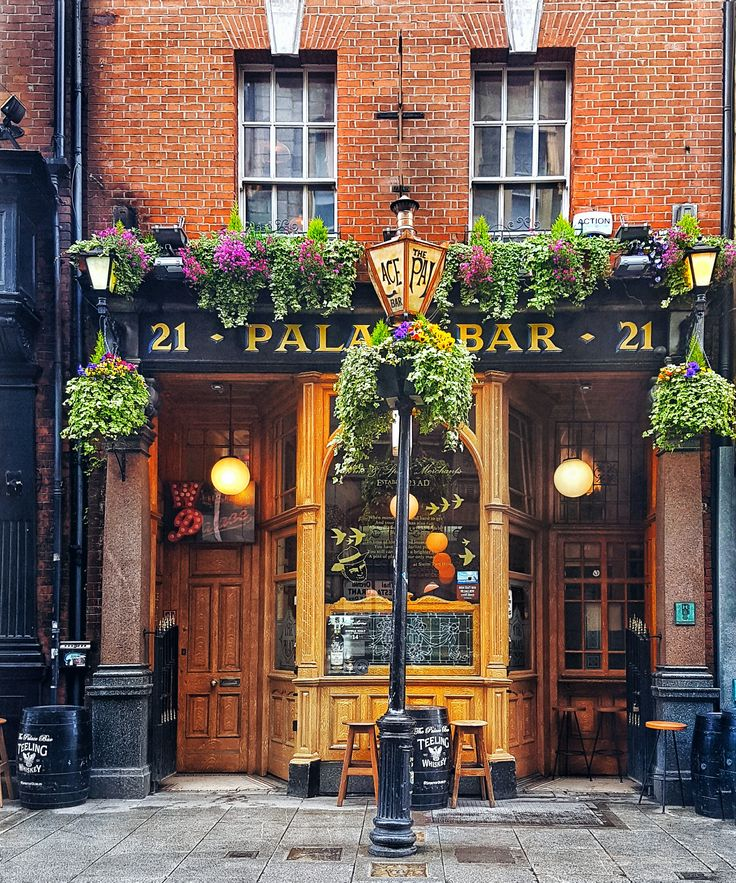 Dublin My Darling | Ireland | Irish buildings