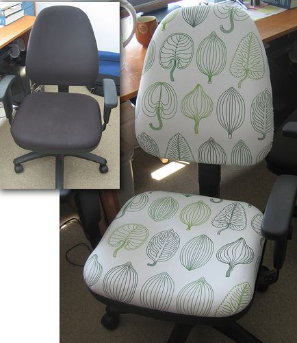 31 Easy Hacks To Make Your Workday Better. Chair ReupholsteryStudy Ideas Office ...