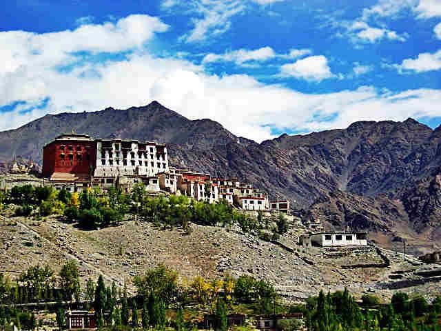 View of Phyang Monastery | 101 things to do in Leh Ladakh