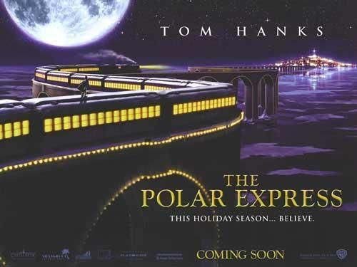 Polar Express - Sure, the performance-capture technology may have rendered the children a touch frightening to look at (at least it improved dramatically with 'Beowulf'), but there's still plenty of joy to be had in this fast-moving adaptation of the beloved children's book starring an ensemble of Tom Hankses.