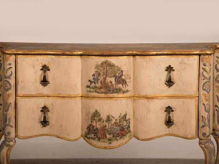 itáliai barokk bútor