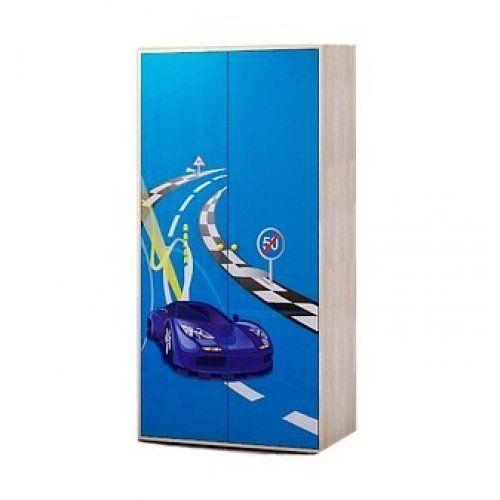 Шкаф детский Ижмебель Шкаф для одежды двухдверный 2