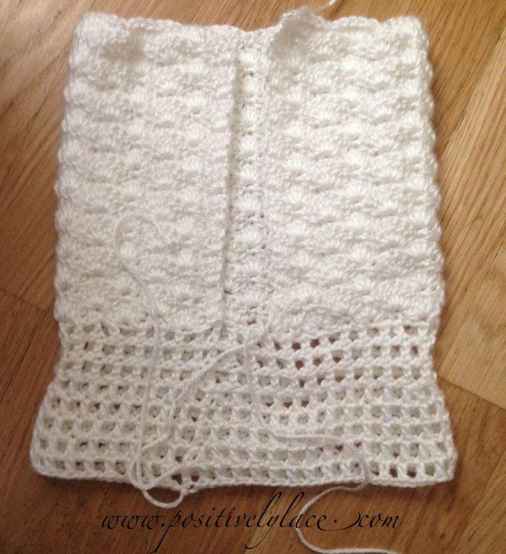 FREE Crochet Baby Tutu pattern!  Very basic instructions at www.positivelylace.com