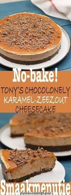 Fantastische Tonys Chocolate Schokoladen-Meersalz-Käsekuchen von Tonys – #Choco… ec7dfe0f6e7e76d77c44f6775e47553a