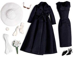 Выкройка изысканного комплекта: платье + пальто
