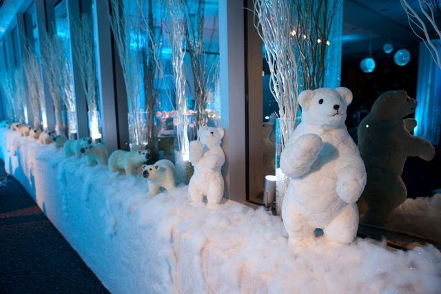 Winter ball decor ideas