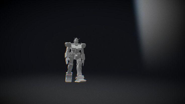 Gundam RX-78 by imesteves
