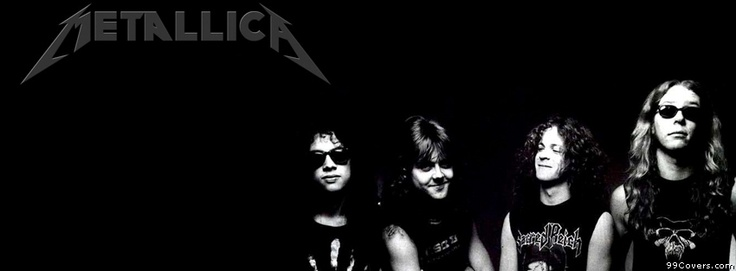 Metallica Facebook Covers