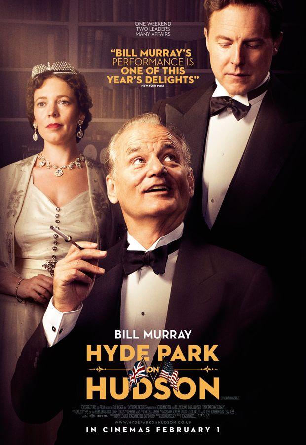 Hyde Park on Hudson (2013)