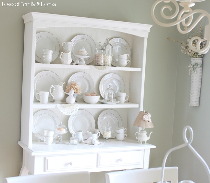 best 25+ hutch display ideas on pinterest | china cabinet display