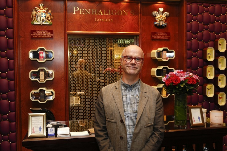 5 questions with Perfumer Bertrand Duchaufour