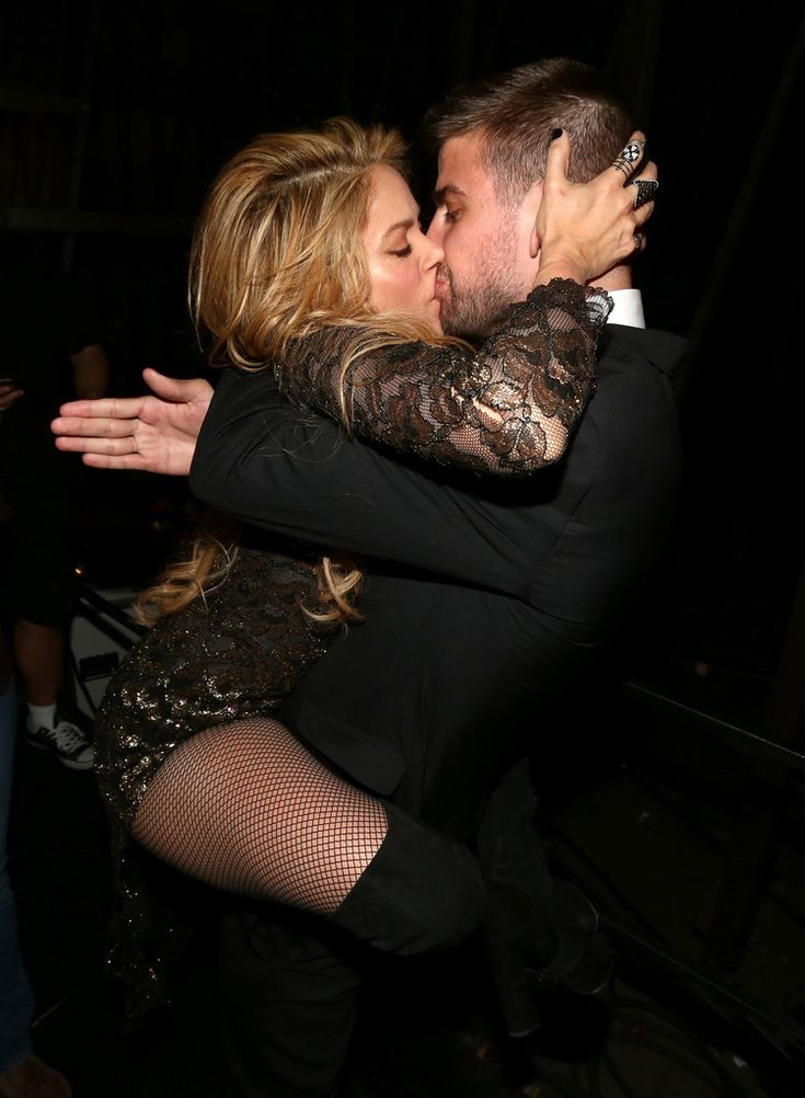 Shakira and Gerard Piqué: Their Love Story in Pictures