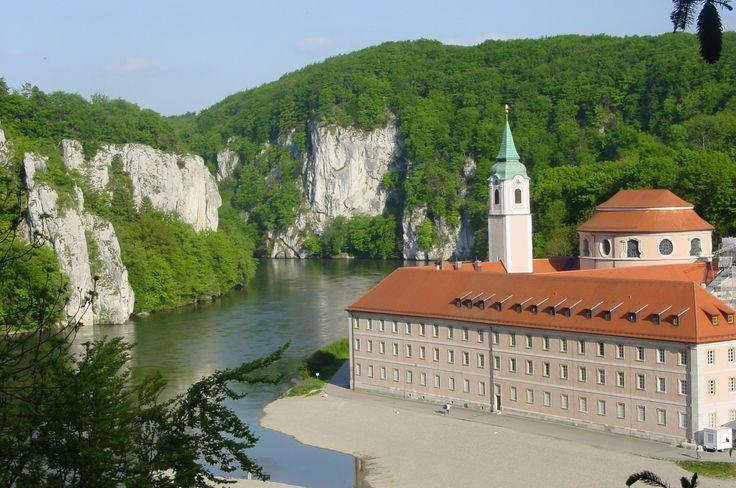 Kloster WELTENBURG - Niederbayern