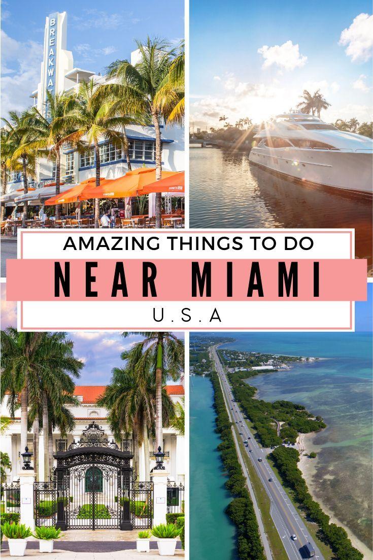 Top 9 Things To Do Near Miami Florida South Beach Miami Things
