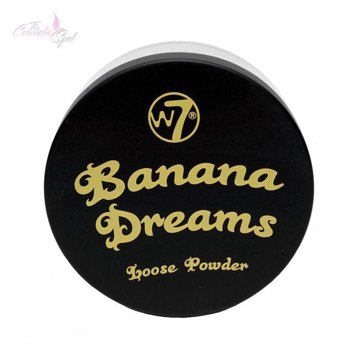 Banana Dreams Loose Powder Contour Set by w7 #18