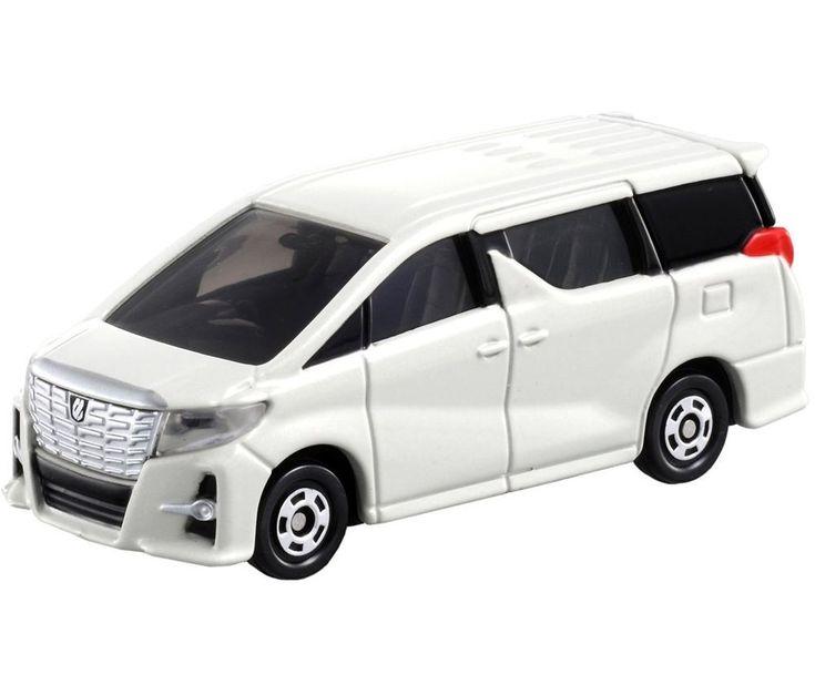 Takara Tomy Tomica Series  No. 12 Toyota alphard Japan #TAKARATOMY