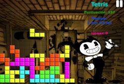 Ahora podrás disfrutad de otro juego de Bendy and the Ink Machine para celular. En este juego tienes que jugar al famoso Tetris para detener la máquina de tinta y no pueda crear más monstruos. Bendy and the Ink Machine te ofrece este divertido juego de Tetris que nunca pasa de moda.