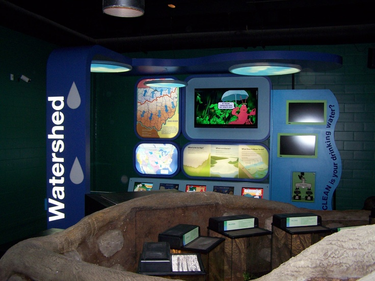 Learn more about Stark County's Watershed in this new exhibit in Discover World at the McKinley Presidential Library & Museum